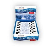 Easy Body Active Burn Ampoules - spalovač tuku