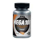 QNT Mega 100 Vitam&#237;ny &amp; miner&#225;ly