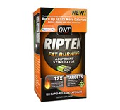QNT Riptek Fat Burner - Spalova&#269; tuku